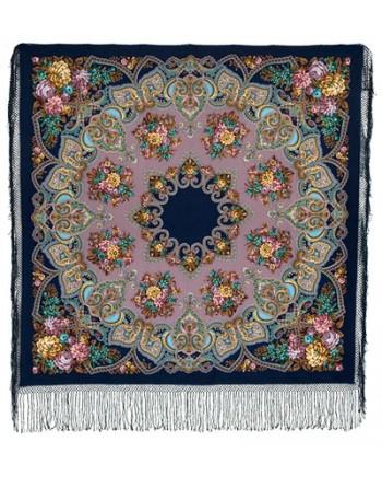 sal-din-lana-148x148cm-rusesc-original-pavlovo-posad-cu-desen-unic-maya-multicolor-pe-fundal-mov