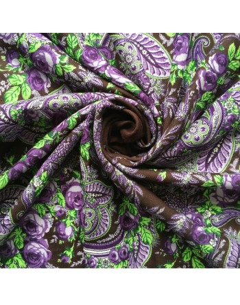 1837-17-batic-esarfa-din-lana-89x89cm-original-pavlovo-posad-rusia-model-sirenevyy-vecher-model-floral-pe-fundal-mov-inchis