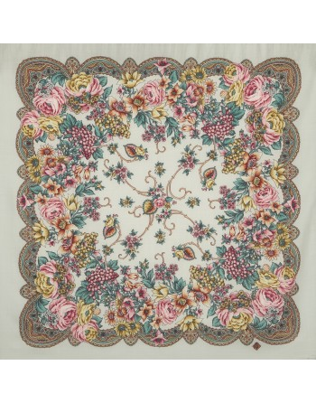 batic-esarfa-sal-din-lana-89x89cm-original-pavlovo-posad-rusia-model-pesnya-lelya-multicolor-pe-fundal-crem