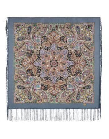 batic-esarfa-sal-din-lana-89x89cm-original-pavlovo-posad-rusia-model-gorozhanka-multicolor-pe-fundal-gri