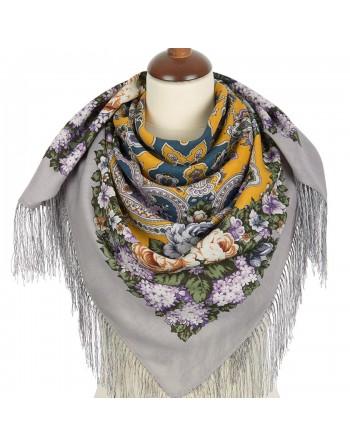 batic-esarfa-sal-din-lana-89x89cm-original-pavlovo-posad-rusia-model-floral-domashniy-ochag-multicolor-pe-fundal-gri