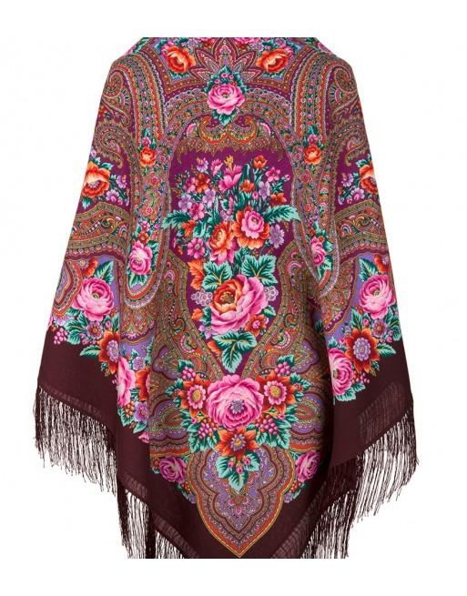 sal-esarfa-basma-batic-lana-146x146cm-original-pavlovo-posad-rusia-model-floral-podarok-s-yarmarki-fundal-mov