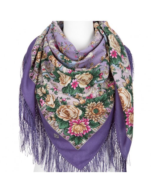 sal-esarfa-basma-batic-din-lana-125x125cm-original-pavlovo-posad-rusia-model-floral-karmelita-multicolor-pe-fundal-mov