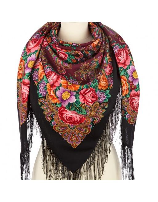 sal-esarfa-basma-batic-lana-125x125cm-original-pavlovo-posad-rusia-model-floral-lyubushka-golubushka-pe-fundal-negru