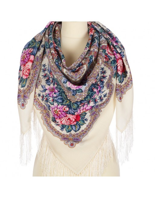 sal-esarfa-basma-batic-lana-125x125cm-original-pavlovo-posad-rusia-model-floral-vremya-chudes-multicolor-pe-fundal-alb