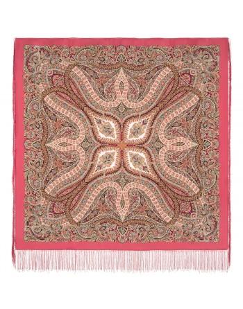 sal-esarfa-basma-batic-matase-naturala-130x130cm-original-pavlovo-posad-rusia-velikolepnyy-vek-multicolor-pe-roz-corai