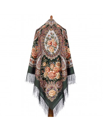sal-esarfa-basma-batic-lana-146x146cm-original-pavlovo-posad-rusia-model-floral-sibirskaya-krasavitsa-multicolor-verde