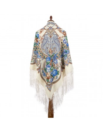 sal-esarfa-basma-batic-lana-148x148cm-rusesc-original-pavlovo-posad-model-knyazheskiy-multicolor-pe-fundal-alb