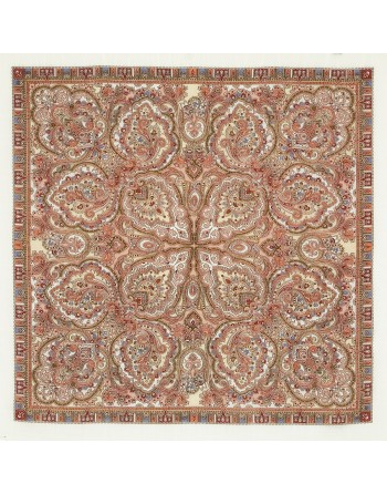 batic-din-lana-89x89cm-original-pavlovo-posad-rusia-model-russkoye-zoloto-multicolor-pe-fundal-alb
