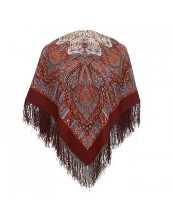 batic-esarfa-basma-sal-lana-89x89cm-original-pavlovo-posad-rusia-model-sozertsaniye-multicolor-pe-fundal-rosu-grena