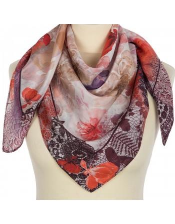 10079-6-esarfa-de-matase-naturala-89x89cm-originala-pavlovo-posad-rusia-model-floral-pe-fundal-rosu