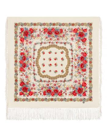 1900-0-batic-din-lana-89x89cm-original-pavlovo-posad-rusia-model-floral-rodnoy-napev-multicolor-pe-fundal-alb