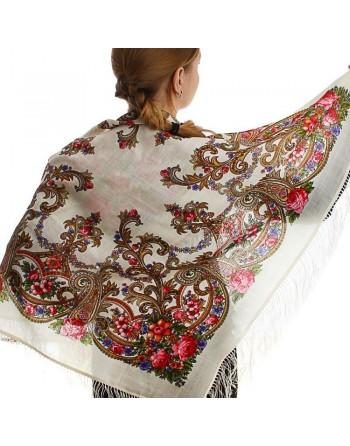1345-3-batic-din-lana-89x89cm-original-pavlovo-posad-rusia-model-milyy-drug-multicolor-pe-fundal-alb