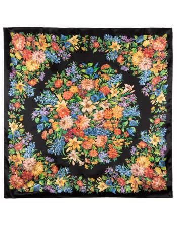 10050-18-esarfa-din-matase-naturala-89x89cm-originala-pavlovov-posad-rusia-model-floral-planeta-tsvetov-pe-fundal-negru