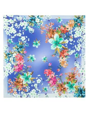 10344-13-batic-din-bumbac-80x80cm-original-pavlovo-posad-rusia-model-floral-multicolor-pe-fundal-albastru