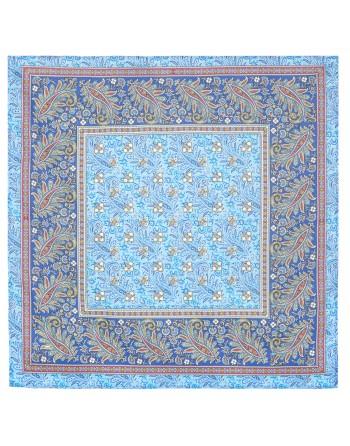 776-13-batic-din-bumbac-80x80cm-original-pavlovo-posad-rusia-model-zimneye-utro-pe-fundal-albastru
