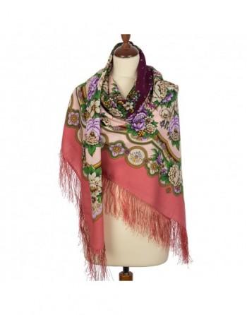 sal-esarfa-basma-batic-lana-135x135cm-original-pavlovo-posad-rusia-model-yujnoye-solntse-multicolor-pe-fundal-roz