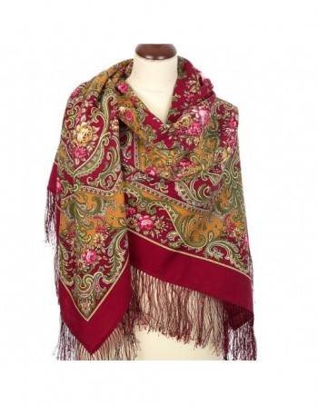 sal-esarfa-basma-batic-din-lana-135x135cm-original-pavlovo-posad-rusia-model-osenniy-romans-multicolor-pe-fundal-rosu