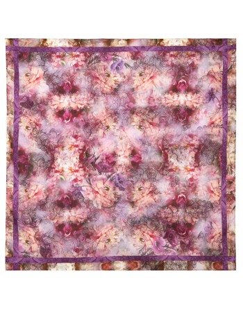 10278-15-batic-din-bumbac-80x80cm-original-pavlovo-posad-rusia-model-floral-multicolor-pe-fundal-mov