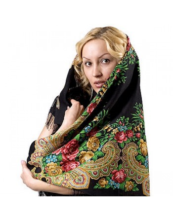 batic-esarfa-sal-din-lana-89x89cm-original-pavlovo-posad-rusia-model-neznakomka-multicolor-pe-fundal-negru