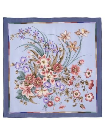 661-13-esarfa-din-matase-naturala-89x89cm-originala-pavlovo-posad-rusia-model-floral-chistyye-rosype-fundal-albastru