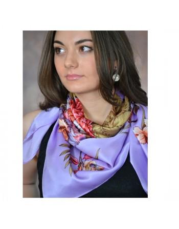 esarfa-batic-basma-matase-naturala-89x89cm-originala-pavlovo-posad-rusia-model-floral-italyanskiy-polden-pe-fundal-mov