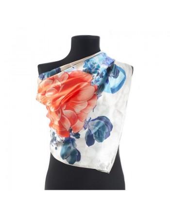 0076-2-esarfa-din-matase-naturala-89x89cm-originala-pavlovov-posad-rusia-model-floral-pe-fundal-crem