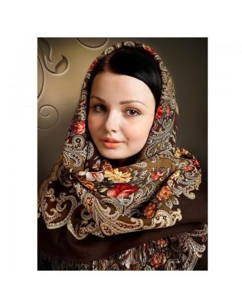 sal-esarfa-basma-batic-din-lana-125x125cm-original-pavlovo-posad-rusia-model-tayna-serdtsa-multicolor-pe-fundal-maro