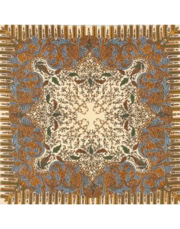 586-5-batic-din-lana-89x89cm-original-pavlovo-posad-rusia-model-zima-multicolor-pe-fundal-bej