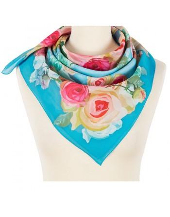 10487-13-batic-din-bumbac-76x76cm-original-pavlovo-posad-rusia-model-floral-pe-fundal-albastru