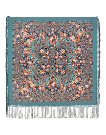 1896-12-sal-esarfa-batic-din-lana-148x148cm-rusesc-pavlovo-posad-model-floral-mchitsa-troyka-multicolor-