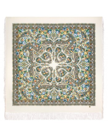 1899-2-sal-din-lana-146x146cm-original-pavlovo-posad-rusia-model-floral-utro-tumannoye-pe-fundal-alb