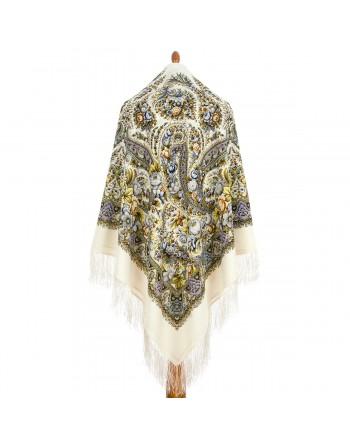 1899-3-sal-din-lana-146x146cm-original-pavlovo-posad-rusia-model-floral-utro-tumannoye-pe-fundal-alb