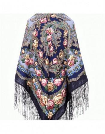 sal-esarfa-batic-din-lana-148x148cm-rusesc-original-pavlovo-posad-tsvety-pod-snegom-multicolor-pe-fundal-albastru