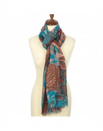 esarfa-sal-din-lana-230x80cm-originala-pavlovo-posad-rusia-model-multicolor-pe-fundal-maro