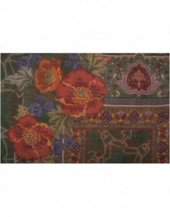 esarfa-batic-basma-din-lana-115x115cm-originala-pavlovo-posad-rusia-model-floral-multicolor-pe-fundal-verde