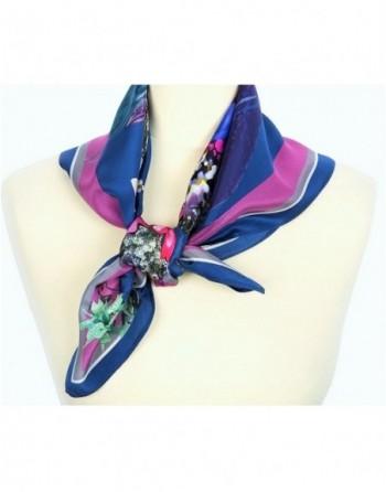 esarfa-batic-basma-din-matase-naturala-65x65cm-originala-pavlovo-posad-rusia-model-floral-multicolor-pe-fundal-albastru