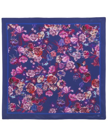 esarfa-batic-basma-de-matase-naturala-89x89cm-pavlovo-posad-rusia-model-floral-letniy-vecher-pe-fundal-albastru-cod-10058-14-